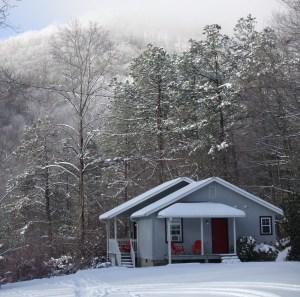 Winter at PQR