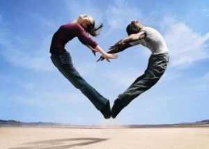 dancing heart