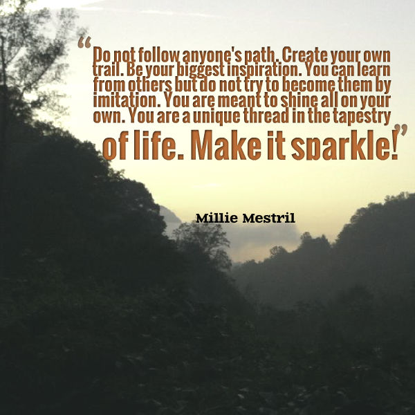 make it sparkle
