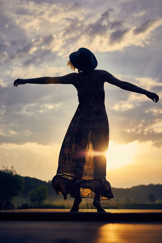 release woman